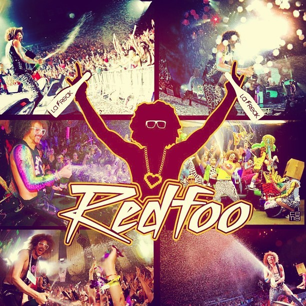 #redfoo #bringoutthebottles #lmfao #beatrock #partyrock @redfoo @party_rock_army @lmfao_fanz @beatpup