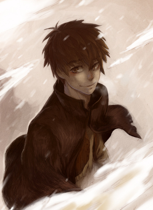 awkward-kidd:   Jack during his lifetime by Tori