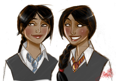 fuckyeahpotterladies:  by iriusabellatrix