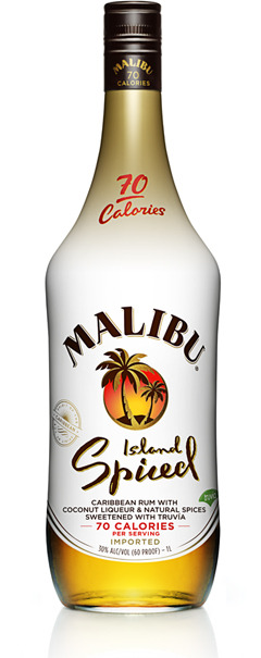 Malibu Island Spiced first major spirits brand to use Truvia sweetener