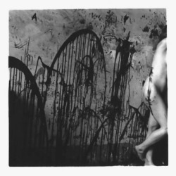 9th:  [FRANCESCA WOODMAN - SPLATTER PAINT (1978)]