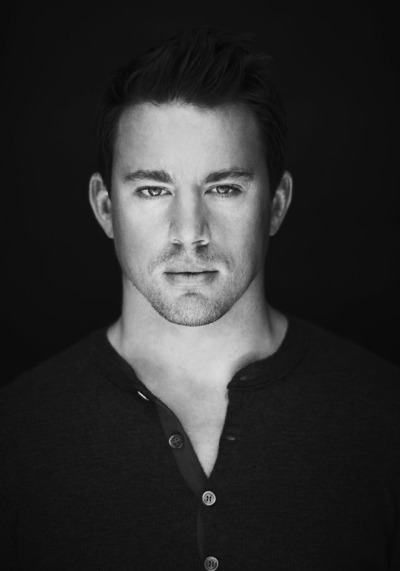 l0stwhispers:  girlslike-y0u:  Channing Tatum photographed by Brian Bowen Smith  My husband <3