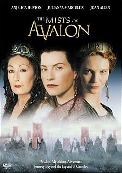 earthschild:  Mists of Avalon (2001)Based on the bestseller by Marion Zimmer Bradley It tells the story of the women behind King Arthur; including his mother, Igraine; his half-sister, Morgaine; his aunt Viviane, the Lady of the Lake; and his wife, GwenwyfarI enjoyed this film so much, it didnt shine paganism as a bad light for the audience in fact it was almost advertised (well it made me more interested in trying it). The characters were so in depth with their own histories and I dont even care if Morgaine is Arthurs half sister; I ship them.9/10 i loved this, 3 hours of fantastic.  This is happening.
