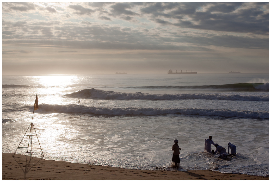 Sunday Morning Baptism - Durban, South Africa