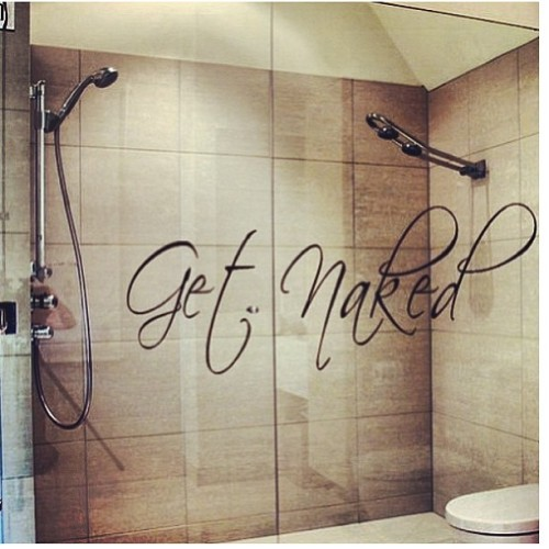 I love this shower, it will be mine one day. 😍☺