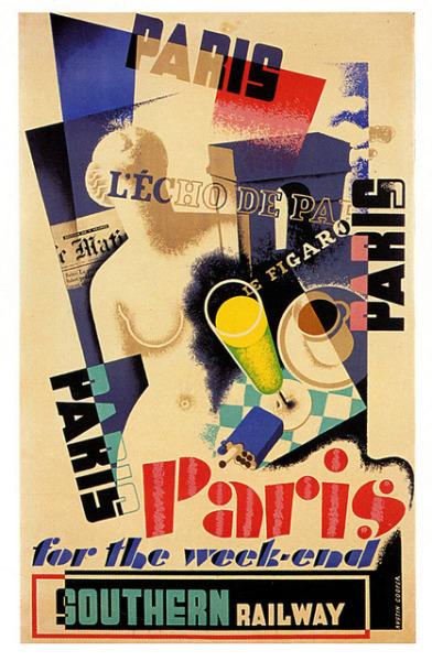 Paris For The Weekend by paul.malon on Flickr.