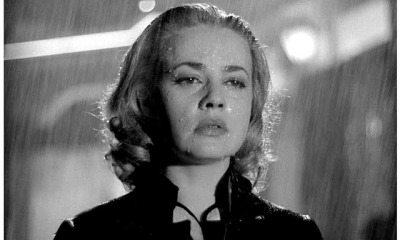 "frenchtwist:  via mudwerks:  (via Jeanne Moreau - (French Actress) ""Elevator To The Gallows"" 1958 