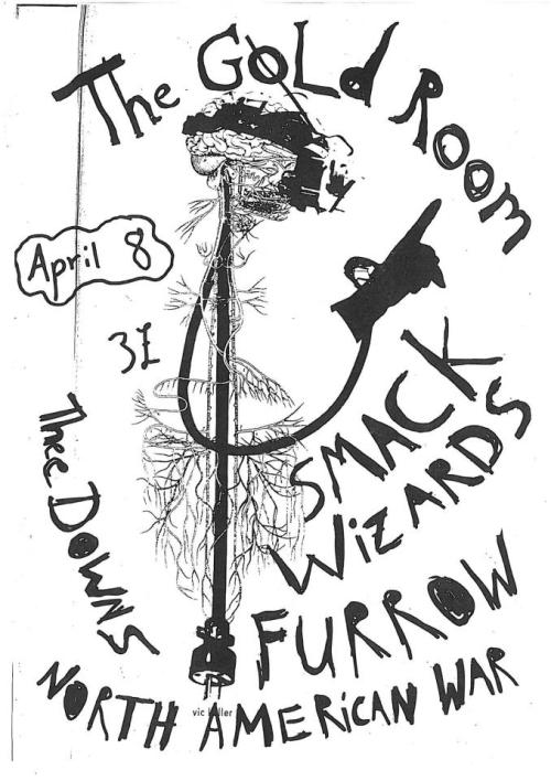 Glasgow  Smack wizards/World Peace/Thee downs can not wait