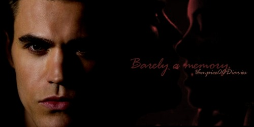 BARELY A MEMORY (SE fanfic) UPDATED  To make Elena human again, Stefan sacrifices himself. Upon giving up his life, he doesn't realize that Elena and Damon will do anything they can to bring him back. And when Stefan returns, Elena is heartbroken to learn that he no longer remembers her. Will Stefan and Elena be able to overcome the biggest obstacle they've ever faced? Can they start over completely? Read latest chapter