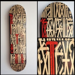 Deck of the Day | Retna   @retna #sk8face @labrakeless