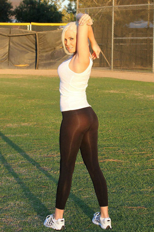 white tight yoga pants - Pi Pants