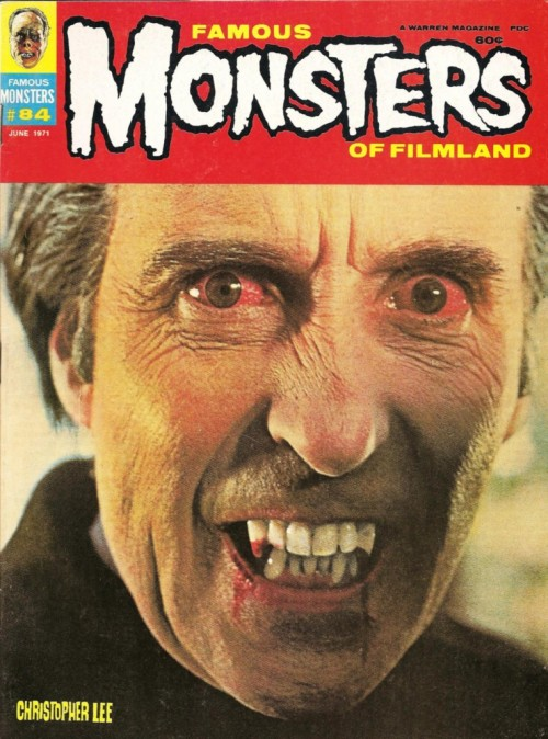 beautyandterrordance:  Famous Monsters of Filmland #84