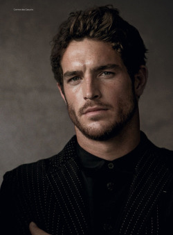 Justice Joslin for GQ China May 11