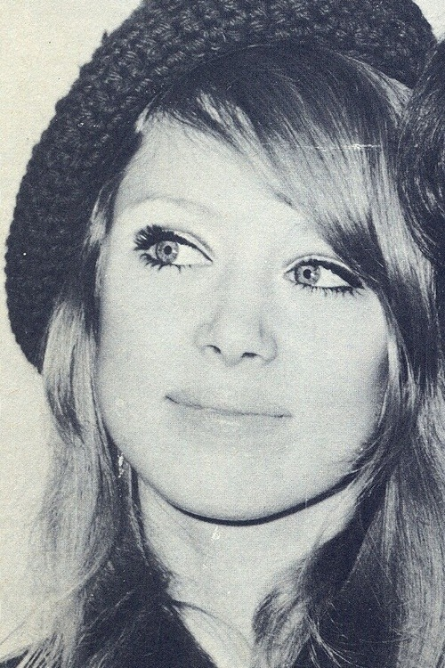 Pattie Boyd, a day after her wedding to George Harrison, January 1966.