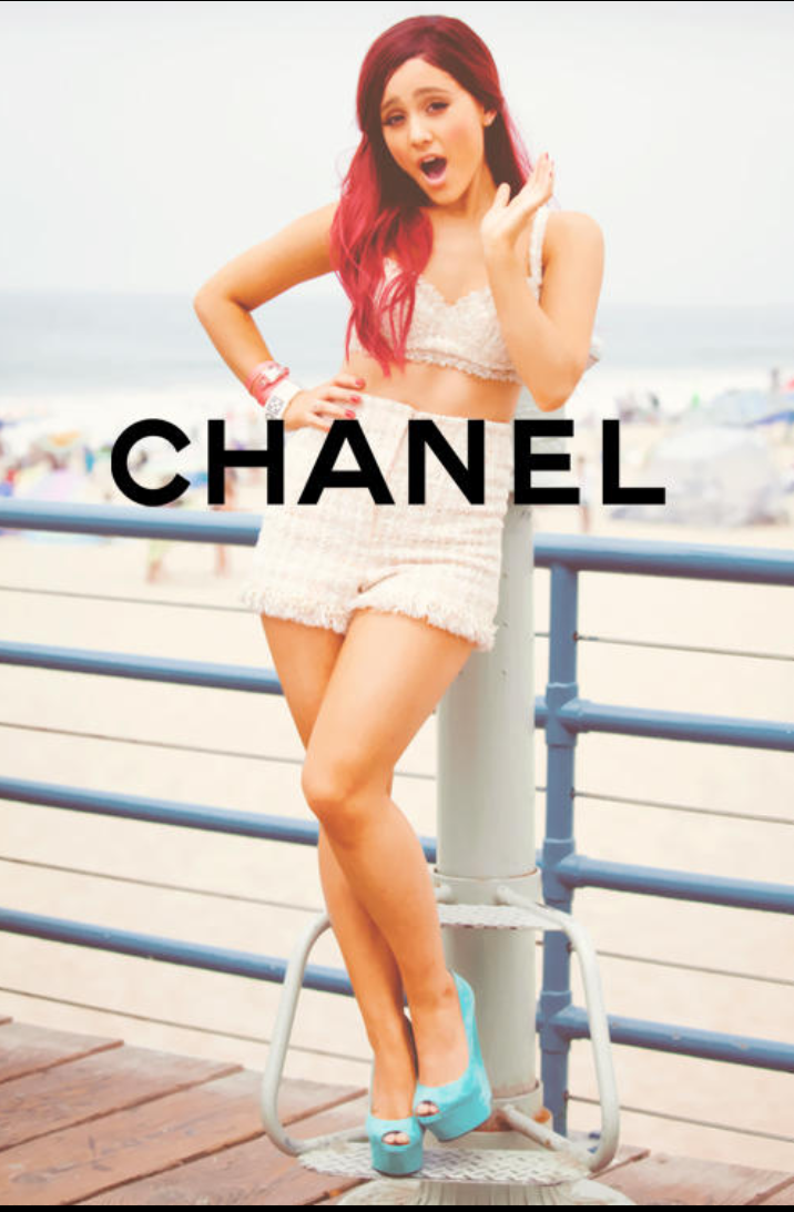 uniquely-inspired:  Ariana grande is beautiful.