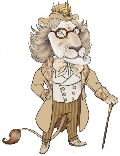 a dandy lion