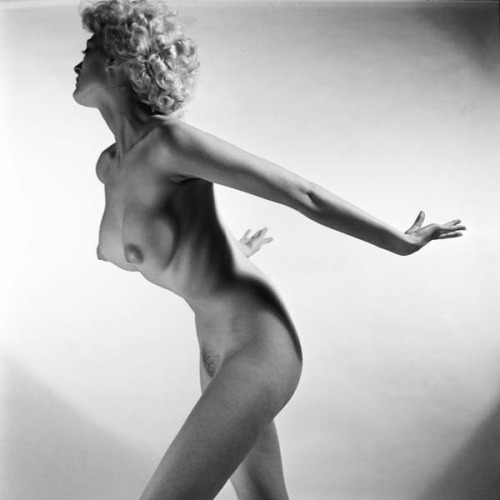 Carmen Del Orefici c.1950s Photo by Peter Basch