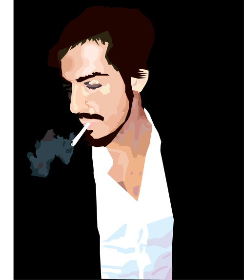 sketchslab:  Gesaffelstein  a graphics project