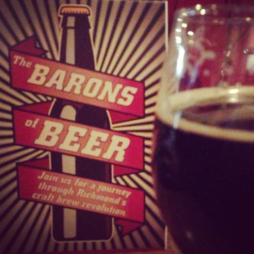 The Barons of Beer local brewery tasting and panel discussion! #rva #craftbeer  (at Capital Ale House)