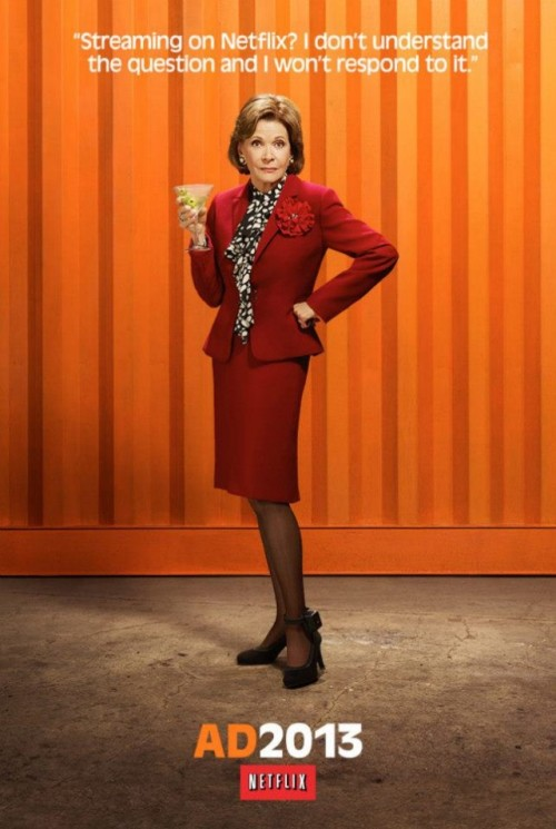 These Arrested Development Character Posters Make The New Season Feel So Close. Click here to see them all!
