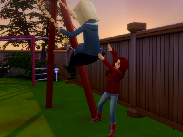 House Renovations, Birthdays, and Tugging at my heart strings❤ One thing that I love in the Sim's is watching them grow up! The kids are now older, Lilith is now an adult! I know they aren't real people, But it's sad to watch them grow older! Blush made a new friend at school and they seem to get closer every time she invites him over! Minthe and Lilith decided to makeover the living room/dining with some extra money they have been saving! I still haven't finished the element collection, but Minthe is now level nine of the logic skill and almost level eight of the mischief skill! I'm very excited to start the next generation! #ts4#sims 4 #sims 4 challenge #ts4 challenge#notsoberry#nsb mint#nsb