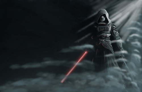 """Darth Revan"" - by  Scott Bellamy"