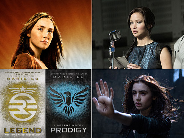 Katniss Everdeen, Clary Fray, Melanie Stryder & More: The 13 Heroines Who'll Make 2013 Kick Ass