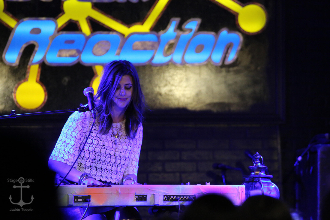 Jillette Johnson [Chain Reaction | Anaheim, CA | 04/04/13]