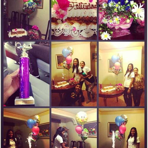 #today #unforgettable #family #celebration #iwon #yay