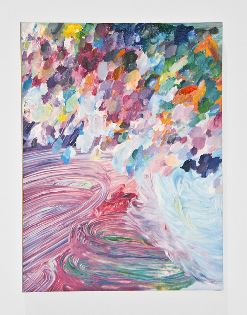 Conor Backman, Painting Palettes no. 2, 2012 Free Play STADIUM  03.07.13-04.06.13