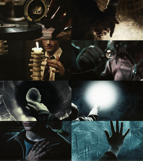 Harry Potter + hands