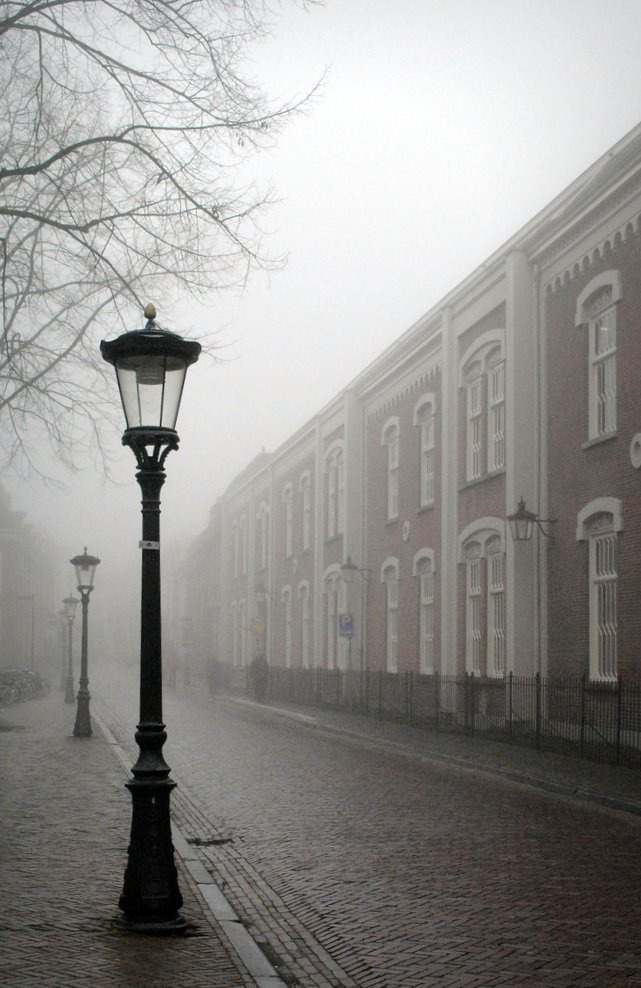 allthingseurope:  Utrecht in the mist (by jaclesac)