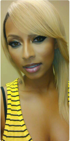 but keri boo, you are gawwwjusss ! #prettygirlsteez !