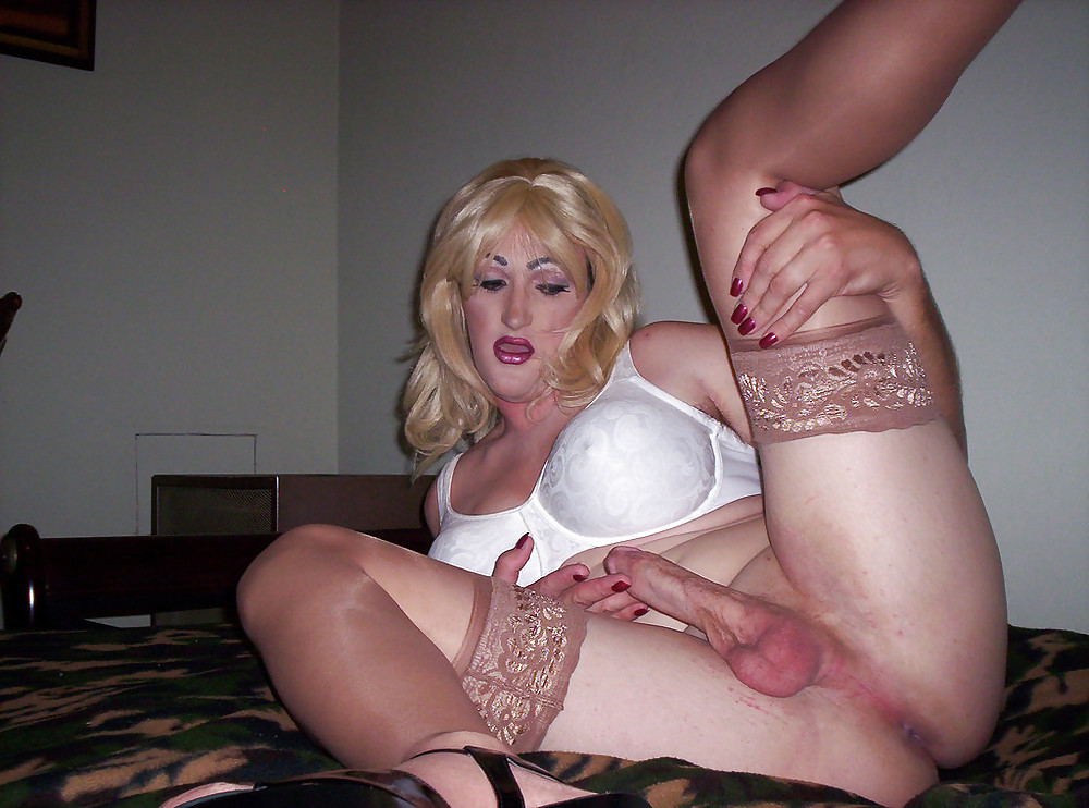 Panty crossdresser fantasies