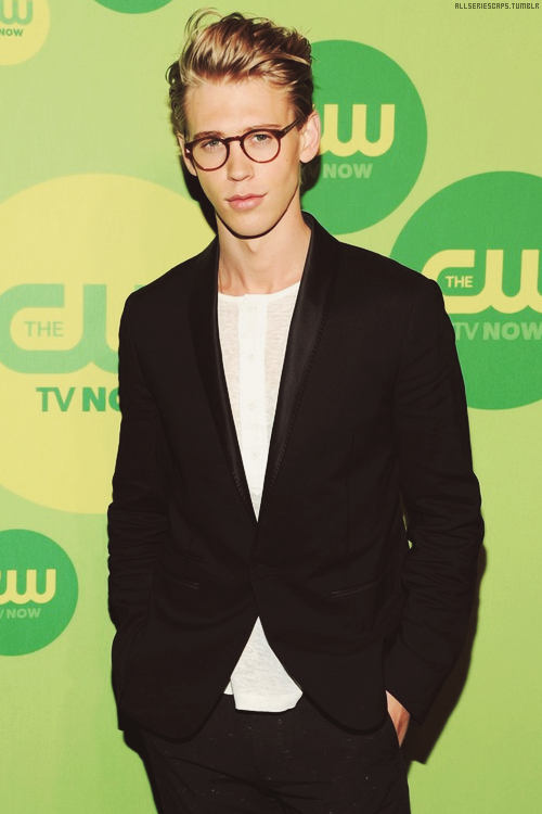 Austin attends The CW Network's New York 2013 Upfront Presentation in NYC [16.05.2013]