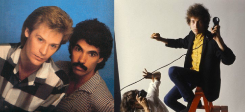 Amazing Hall & Oates hotline expands to include Bob Dylan, Phil Collins and more You may remember last year Callin' Oates was setup as a wonderful hotline to hear your favorite Hall & Oates songs. This year they have added 8 more Hall & Oates songs as well as a hotline for Bob Dylan, Neil Diamond, Phil Collins and Chicago.  SEE MORE