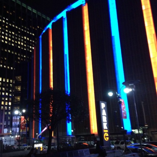 It&#8217s that time of year, again! #MSG #NYKNICKS