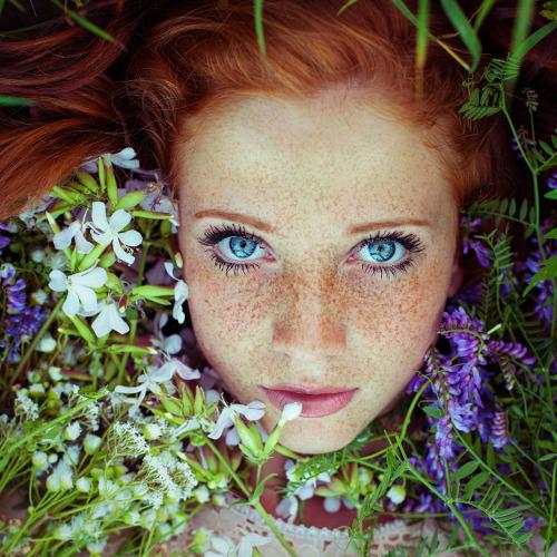 Summer&#8217s flower by Maja Topčagić