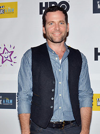 "Eion Bailey at the ""The Magic Bracelet"" premiere (x)"