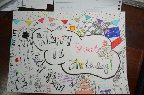 Happy Sweet 16th Birhday @CodySimpson! sorry if this is not really good,MUCH LOVEEE!! xoxo