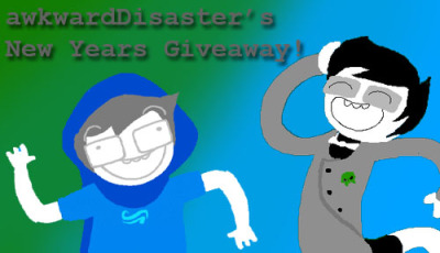 awkwarddisaster:  what u can win a set of homestuck troll horns of your choice (i'll do fantroll ones within reason(and with LOTS of reference) but i'd rather not do the nitram ones or any thing huge, but if that's what you really really really want then maybe i can, but they probably won't be mounted to the headband or anything) a smuppet or scalemate or a squidle or some other homestuck related plushie of your choice a homestuck-related accessory of your choice (eg. sea dweller fins, sollux glasses, vriska's robot arm, maybe even someone's shirt, idk we'll talk about it, and decide what, ) maybe some other stuff rules: you can reblog as much as you want just like, but p sure tumblr on counts one reblog now? just don't annoy your followers that's not cool likes count i actually don't give a shit if you reblog on a giveaway blog you don't have to follow me but my blog is p. legit i recomend checking it out if your head is big you have to tell me or else your horns might fit funny also if it's small i actually don't know much about shipping prices so i want to say i'll ship anywhere but if it's really expensive we might have to work something out so just be aware of that if you live somewhere other than canada or the us oh and you have to be ok with giving me your address and ya i'll shut up now also you can look at examples of my horns here, and i guess you could look here for other stuff i've done there isn't much tho i don't know if there will be one or more winners i haven't decided yet, it kind depends on how i am for supplies when the time comes EDIT: oops i forgot giveaway ends at the end of january ok