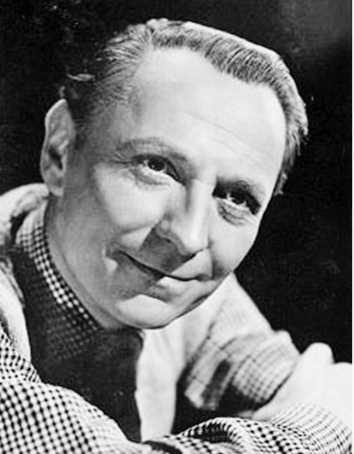 William Hartnell the handsome devil.