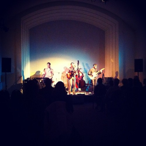 marylandhall:  The Farewell Drifters at Maryland Hall a while back