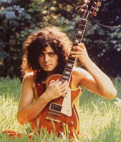 therockandrollhalloffame:  Marc Bolan.  that face!