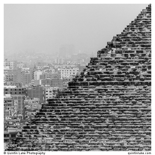 Photos: Pyramids in Black & BhiteView Post