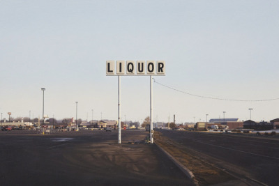 bookofbourbon:  Mike Bayne Oil on wood panel 2010