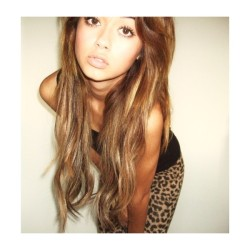 jasminecassiek:  MYIMIJ I Love Your Hair   ❤ liked on Polyvore