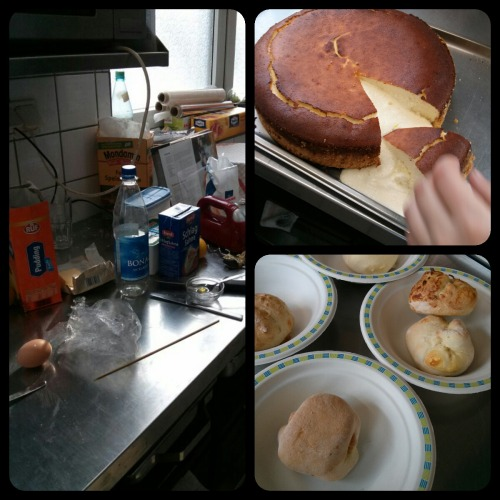 Maybe something with this cheesecake went wrong…