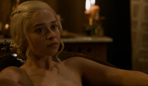 music-is-audible-emotion:  Dany's thoughts after seeing the two heads: lady. boner.  yes yes yes