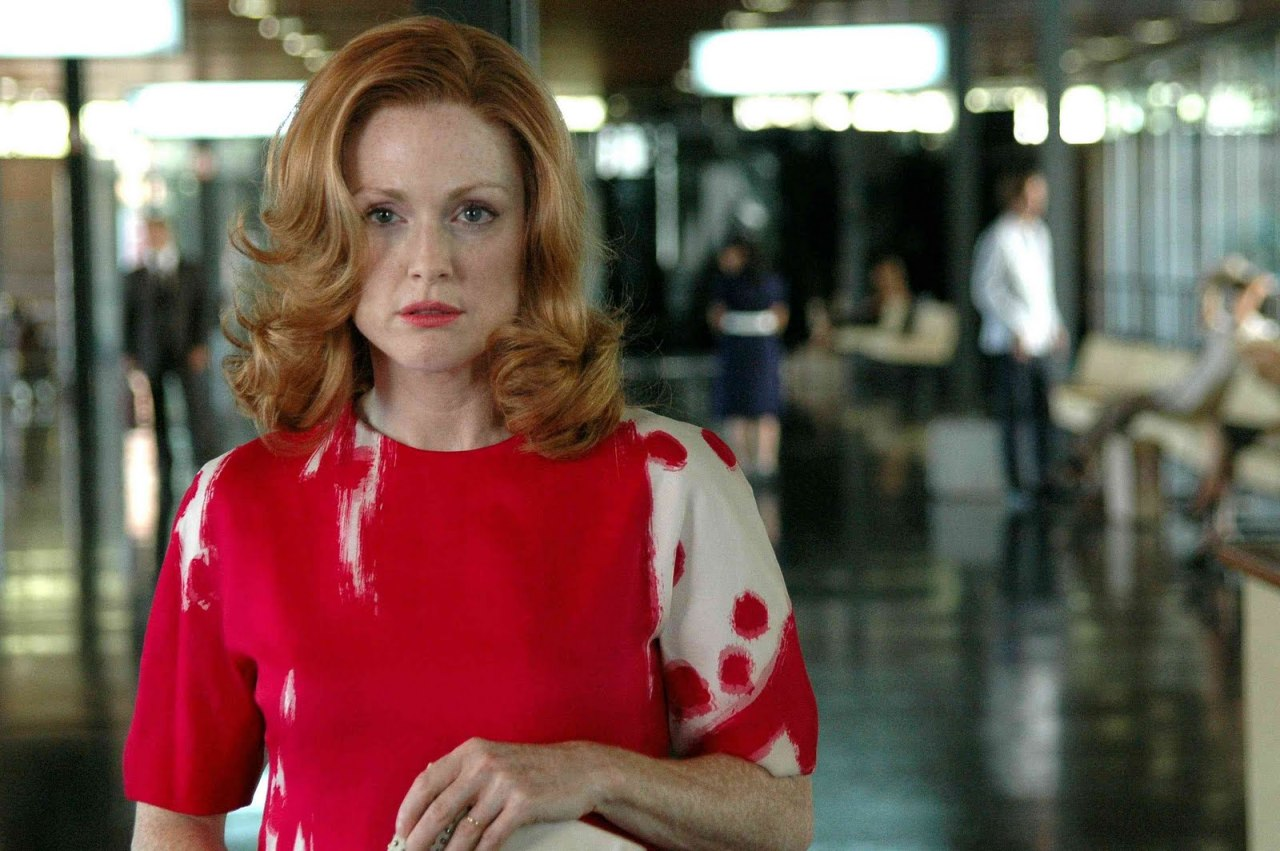 Julianne Moore em Savage Grace